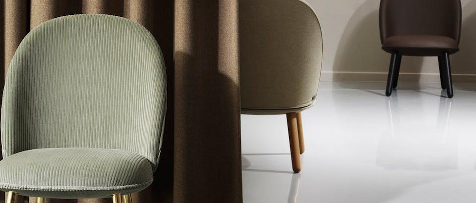 Normann Copenhagen fauteuils Eijerkamp