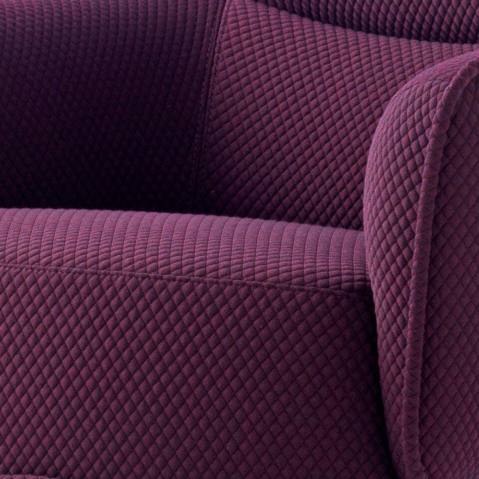 Woontrend Purple Rain 3D stoffen