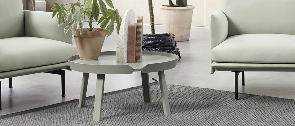 grijze salontafels