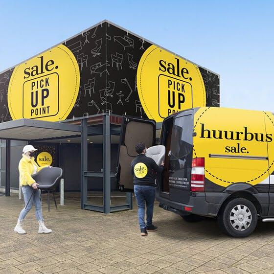 SALE Pick-Up-Point bij Eijerkamp Zutphen
