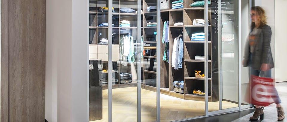 Eijerkamp collectie kledingkasten Eijerkamp