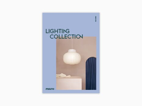 MUUTO Verlichting catalogus 2020