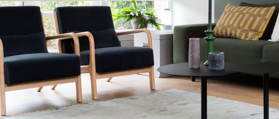 WOOOD fauteuils eijerkamp