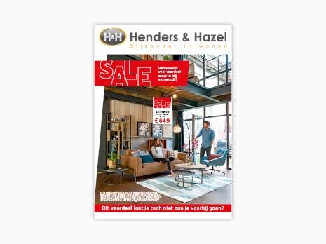 Henders & Hazel Sale folder