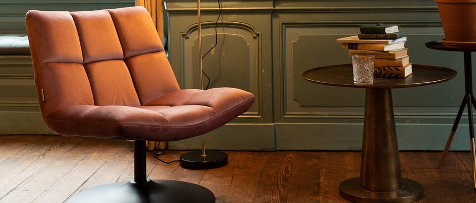 Dutchbone fauteuils Eijerkamp