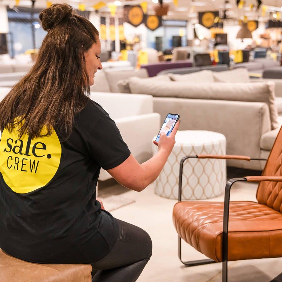 SALE chat & (video)bellen