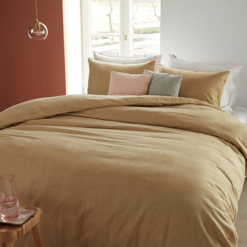 Woontrend 2019 Spiced Honey slaapkamer