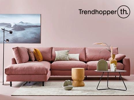 Trendhopper shoptegoed cadeau t.w.v. max 200.-