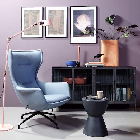 vtwonen Stijl Studio Industrieel fauteuil