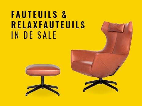 SALE fauteuils & relaxfauteuils