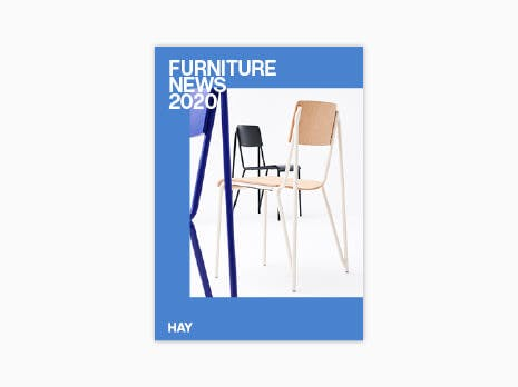 HAY Furniture magazine 2020