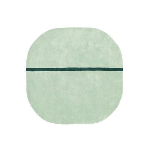Groene vloerkleden Eijerkamp