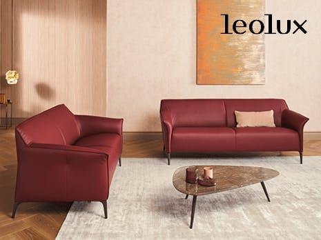 Leolux tot 790.- voordeel