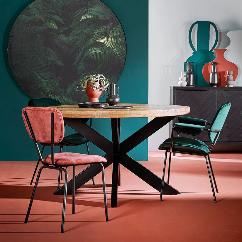 woontrend 2021: Tropical Green