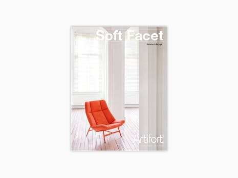 Artifort Soft Facet magazine 2020