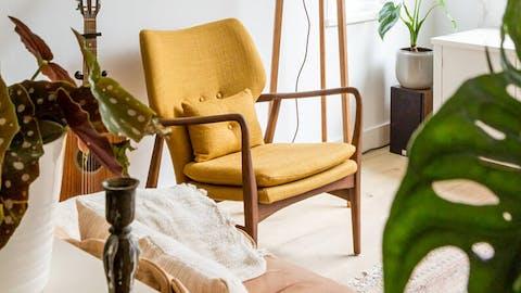 vtwonen make-over 4 najaar 2019 fauteuil
