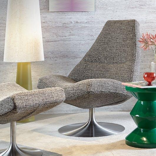 vtwonen Stijl Studio Retro fauteuil