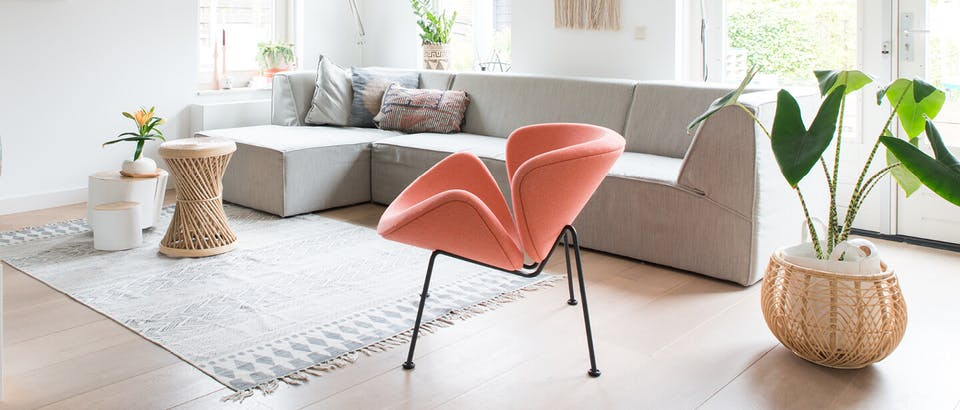 Woontrend 2019 Living Coral