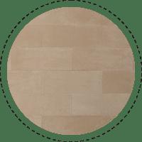 Ohmann leather op de wand