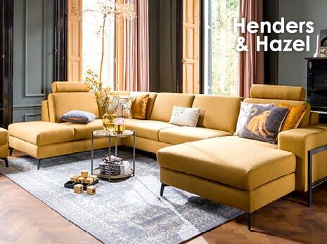 Henders & Hazel Angelica fauteuil cadeau