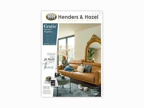 Henders & Hazel folder: geldig 6 mei t/m 16 juni 2021