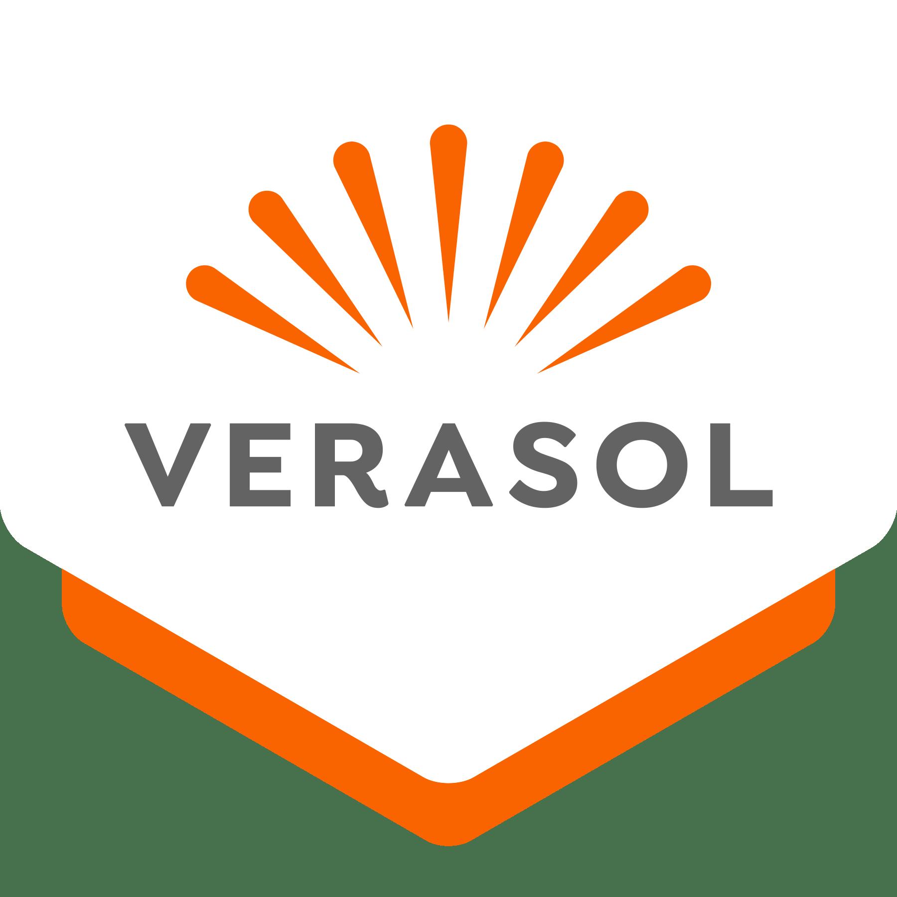 Verasol logo