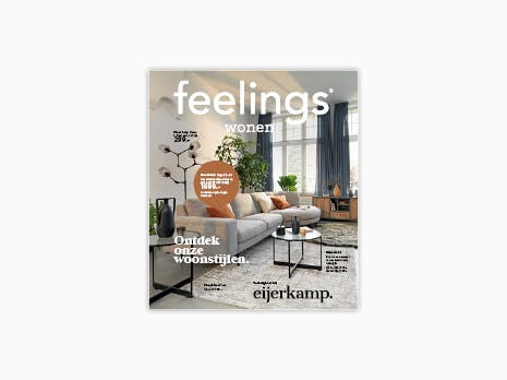 Feelings folder voorjaar: geldig van 3 april t/m 25 april 2021