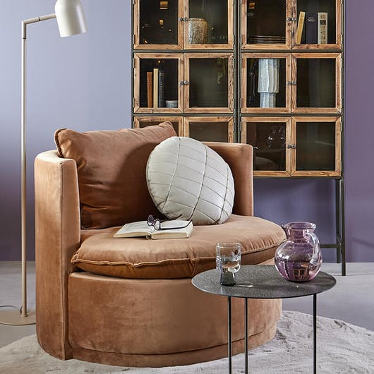 vtwonen Stijl Studio Romantisch fauteuil