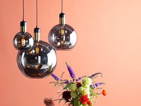 Voorraad hanglampen