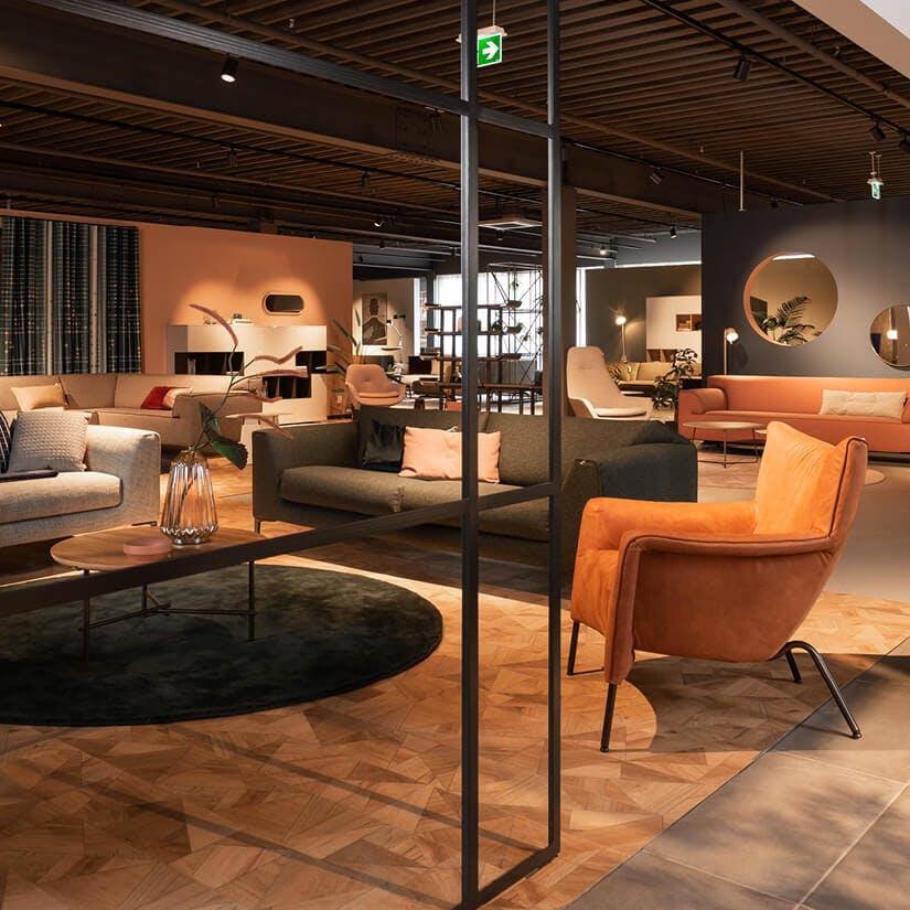 woonwinkel Eijerkamp Zutphen design merken
