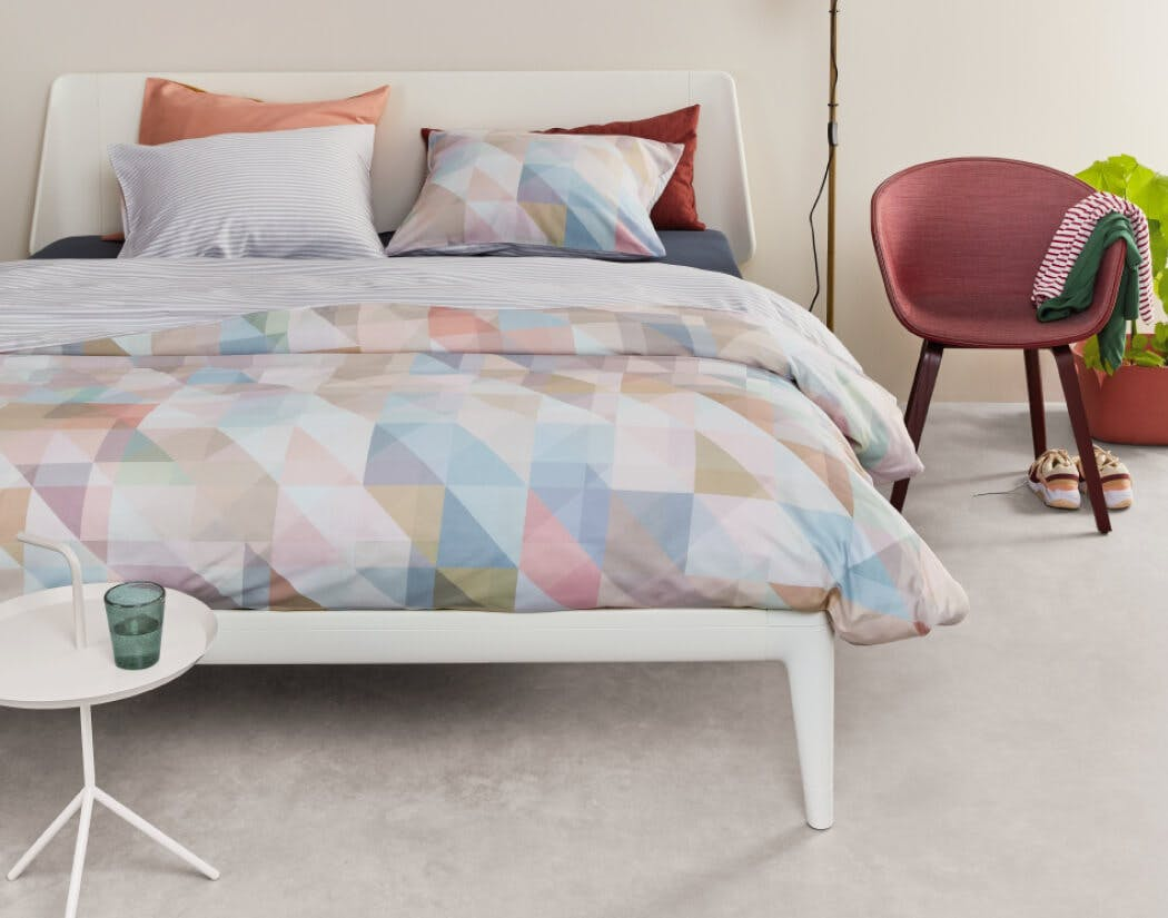 Woontrend 2019 Miami Vibes slaapkamer