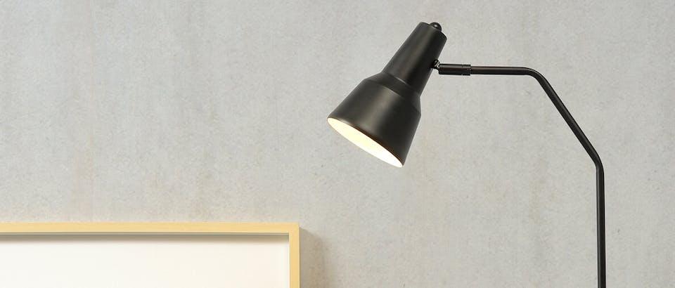 vloerlamp metaal Eijerkamp