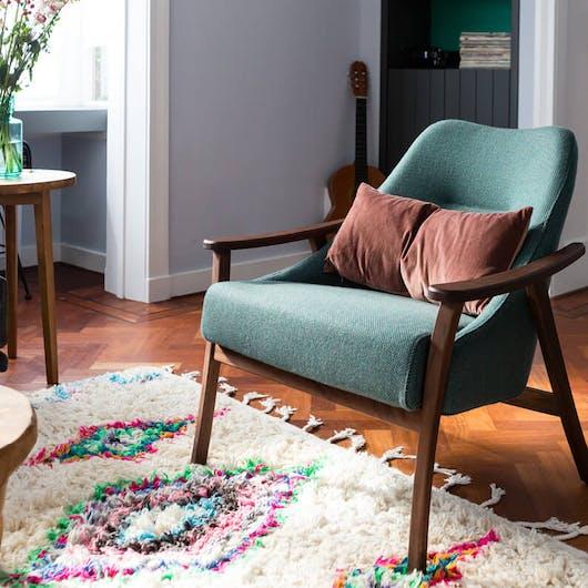 vtwonen make-over 7 najaar 2018 fauteuil