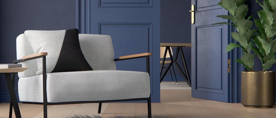Studio HENK fauteuils eijerkamp