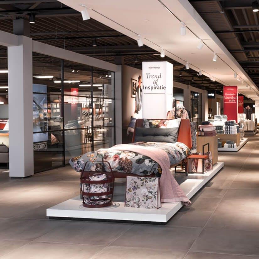 woonwinkel Eijerkamp Zutphen Slaap Experience Center