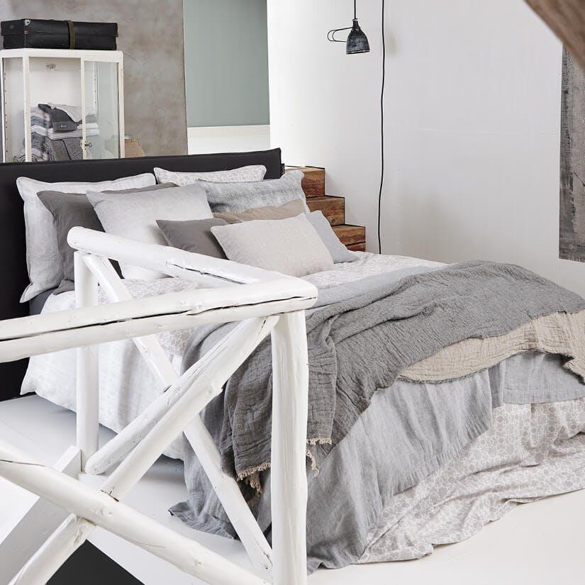 Woontrend 2019 Natural Clay slaapkamer