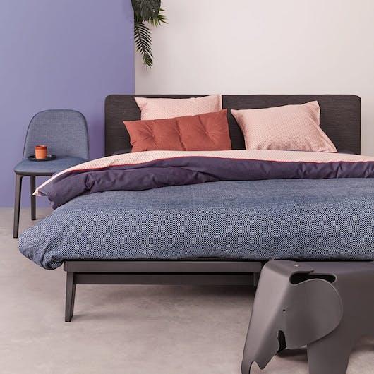 woontrend Purple Rain slaapkamer Eijerkamp