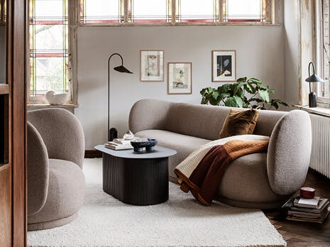 Woontrend winter 2021: Textures & Shapes