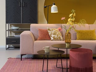 Woontrend lente 2020: Colourful Industrial