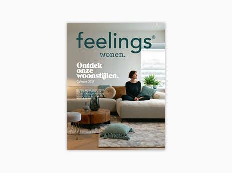 Feelings Flippingbook voorjaar 2021