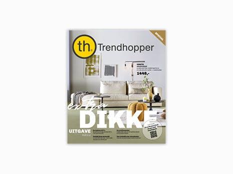 Trendhopper folder: geldig 24 mei t/m 27 juni 2021
