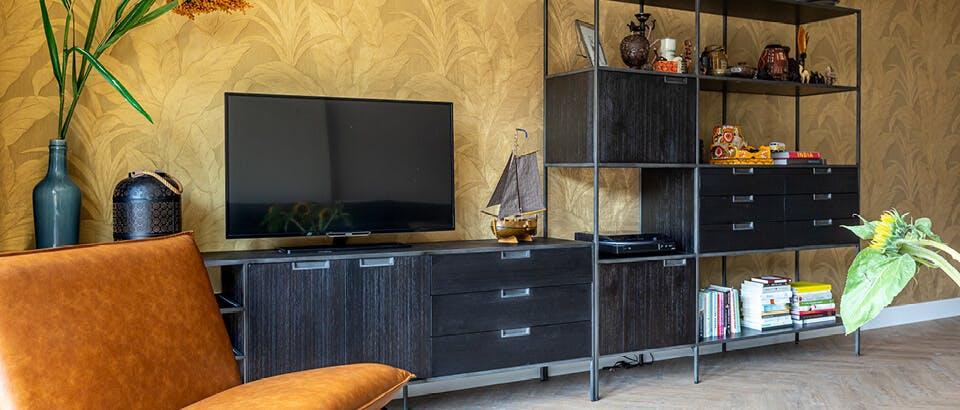 metalen tv-meubels Eijerkamp