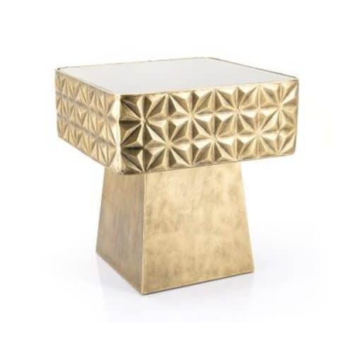 gouden bijzettafels Eijerkamp