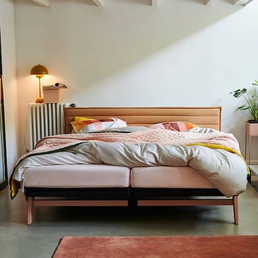 woonstijl Retro Eijerkamp slaapkamer