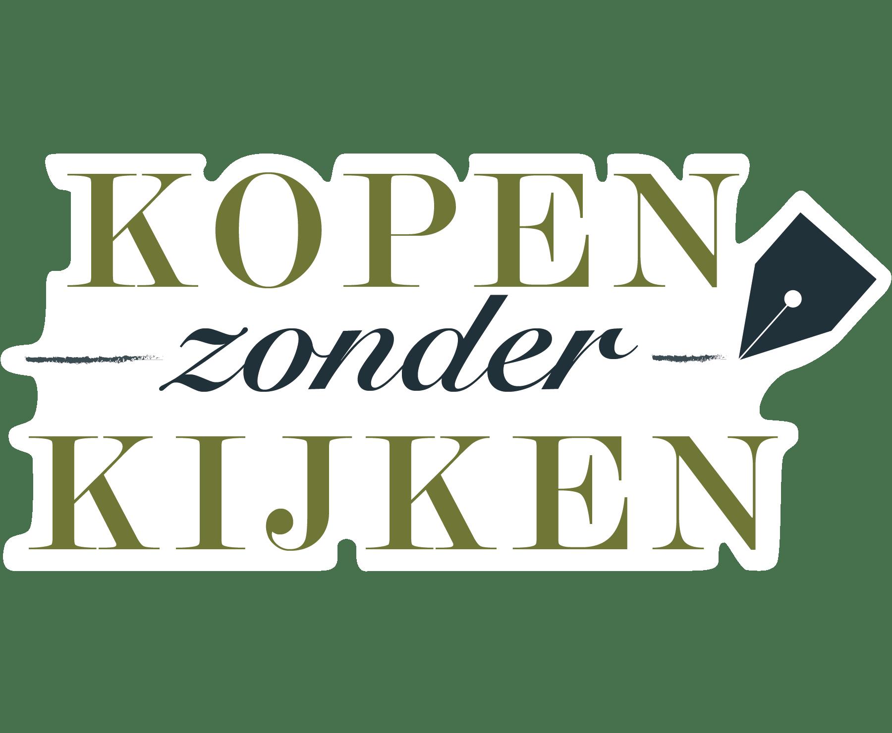 Kopen Zonder Kijken logo