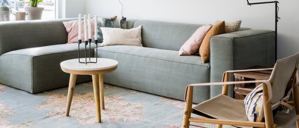 vtwonen make-over 4 voorjaar 2018 woonkamer