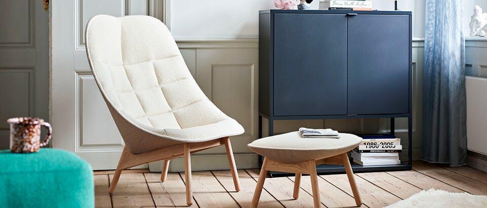 scandinavische fauteuils Eijerkamp