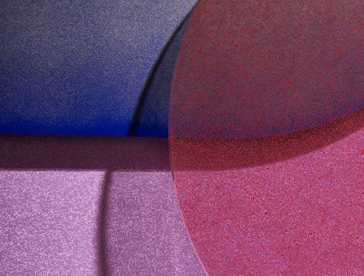 Woontrend 2020 Purple Rain Pode salontafel Rens