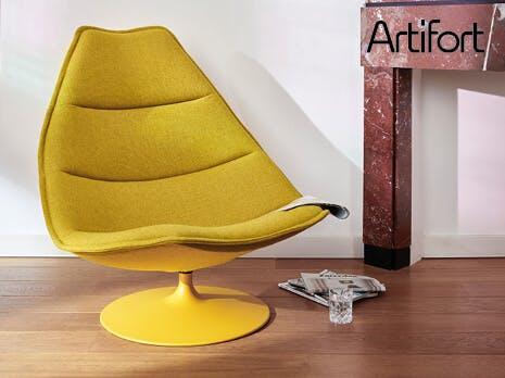 Artifort 10% korting F500 fauteuils