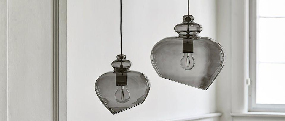 Hanglampen glas Eijerkamp